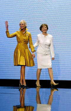 Cindy McCain's $300,000 outfit